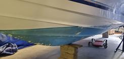 anti fouling paint boat bottom